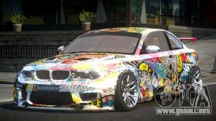 BMW M1 E82 G-Style L7 para GTA 4