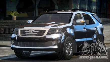 Toyota Hilux TR para GTA 4
