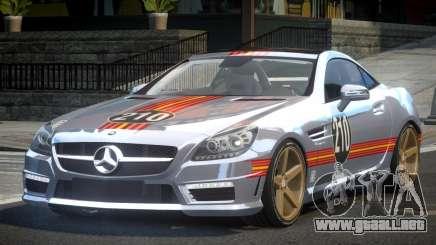 Mercedes-Benz SLK GST ES L7 para GTA 4