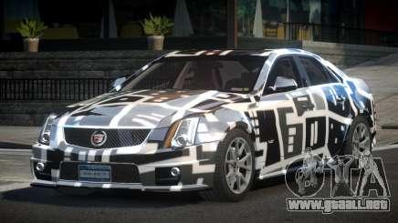 2011 Cadillac CTS-V L9 para GTA 4