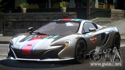 McLaren 650S GS R-Tuned L2 para GTA 4