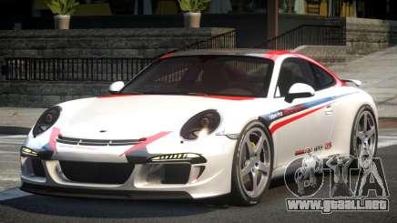 RUF RGT-8 SP Racing L7 para GTA 4