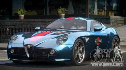 Alfa Romeo 8C BS L1 para GTA 4