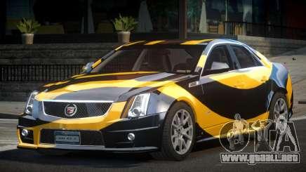 2011 Cadillac CTS-V L5 para GTA 4