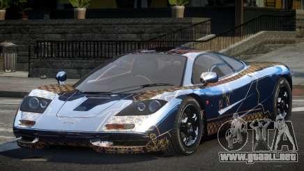 McLaren F1 90S L3 para GTA 4