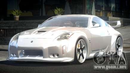 Nissan 350Z SP S-Tuned para GTA 4