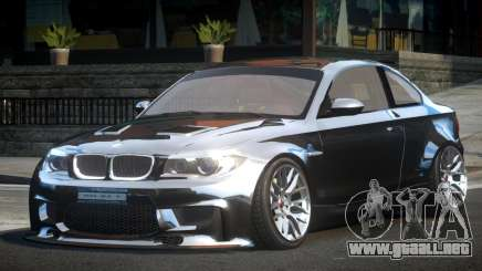 BMW M1 E82 G-Style para GTA 4
