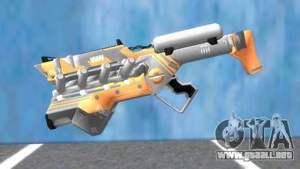 Cyborg Future (mp5) para GTA San Andreas