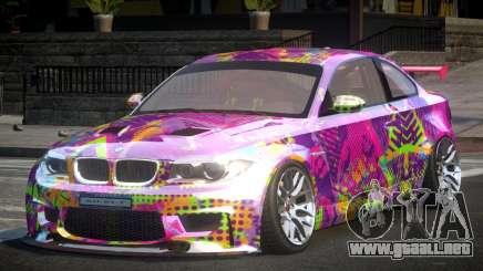 BMW M1 E82 G-Style L6 para GTA 4