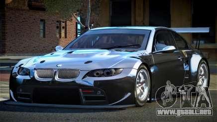 BMW M3 E92 GT2 para GTA 4