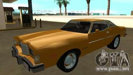 Mercury Cougar (1976) para GTA San Andreas