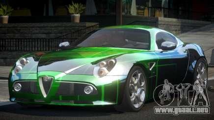 Alfa Romeo 8C GS-R L7 para GTA 4