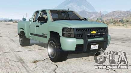 Chevrolet Silverado 1500 LT Park Ranger Unmarked para GTA 5