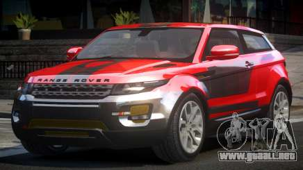 Range Rover Evoque PSI L8 para GTA 4