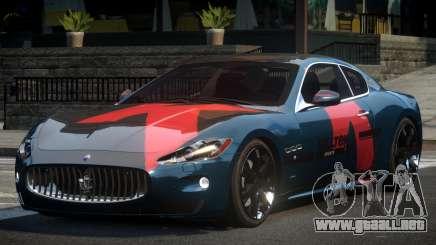 Maserati GranTurismo GS L3 para GTA 4
