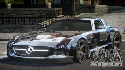 Mercedes-Benz SLS SP-A L4 para GTA 4