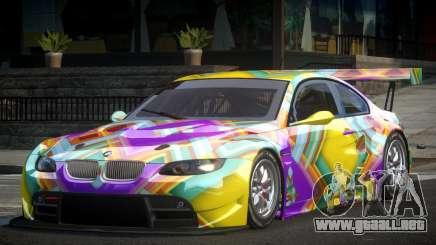 BMW M3 E92 GT2 L10 para GTA 4