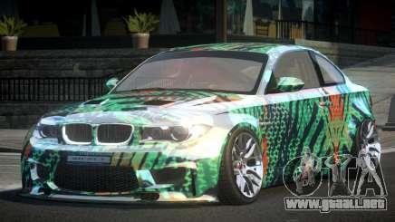 BMW M1 E82 G-Style L2 para GTA 4