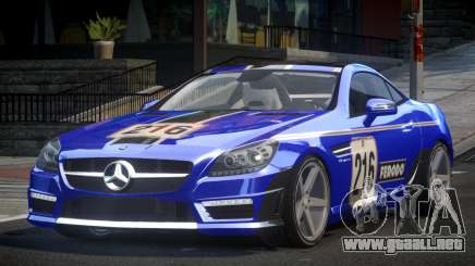 Mercedes-Benz SLK GST ES L3 para GTA 4
