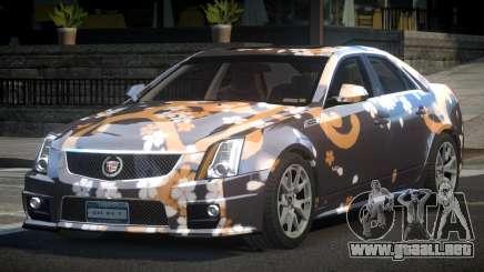 2011 Cadillac CTS-V L2 para GTA 4