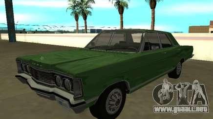 1980 Ford LTD Galaxie para GTA San Andreas