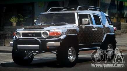 Toyota FJ Cruiser OR L9 para GTA 4
