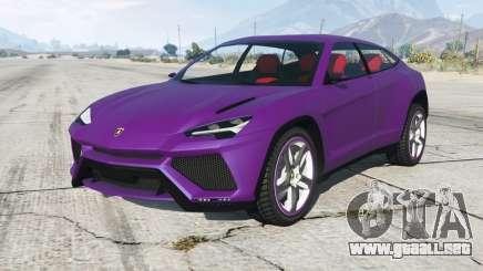 Lamborghini Urus 2012 para GTA 5