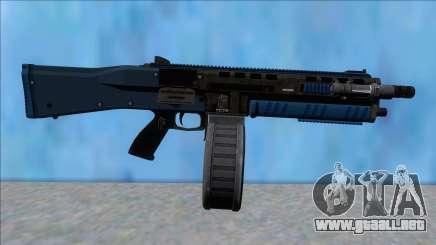 GTA V Vom Feuer Assault Shotgun LSPD V11 para GTA San Andreas