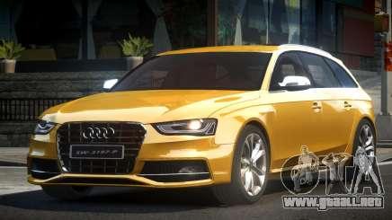 Audi S4 ES V1.1 para GTA 4
