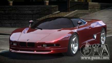 1992 BMW Nazca C2 para GTA 4