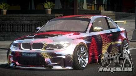 BMW M1 E82 G-Style L8 para GTA 4