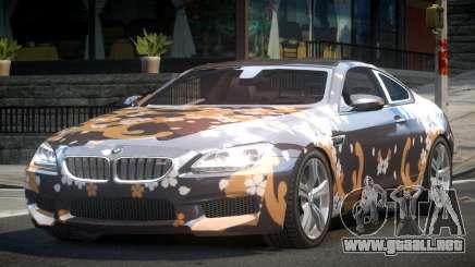 BMW M6 F13 GS PJ1 para GTA 4