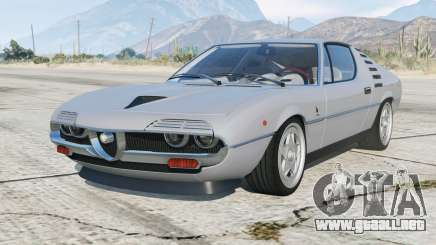 Alfa Romeo Montreal (105) 1970 para GTA 5
