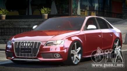 Audi S4 SP V1.1 para GTA 4