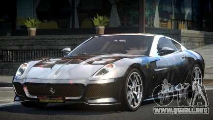 Ferrari 599 GS Racing L6 para GTA 4