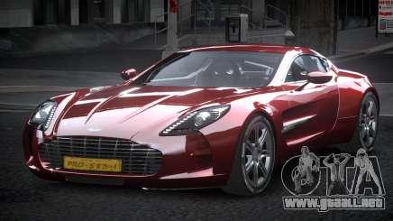 Aston Martin One-77 ES para GTA 4