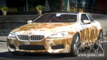 BMW M6 F13 GS PJ3 para GTA 4