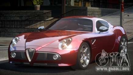 Alfa Romeo 8C GS-R para GTA 4