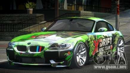 BMW Z4 X-Tuned L9 para GTA 4
