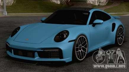 2021 Porsche 911 Turbo S para GTA San Andreas