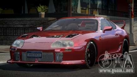 Toyota Supra Qz para GTA 4