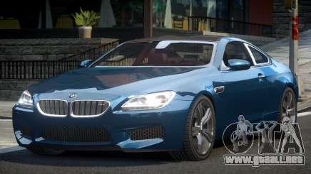 BMW M6 F13 GS para GTA 4