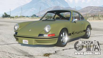 Porsche 911 Carrera RS (911 Series I) 1972 para GTA 5