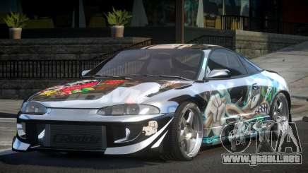 Mitsubishi Eclipse ES L6 para GTA 4