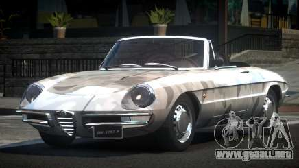 Alfa Romeo Spider 60S L6 para GTA 4