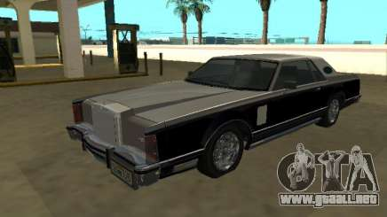 Lincoln Continental Mark V 1979 para GTA San Andreas
