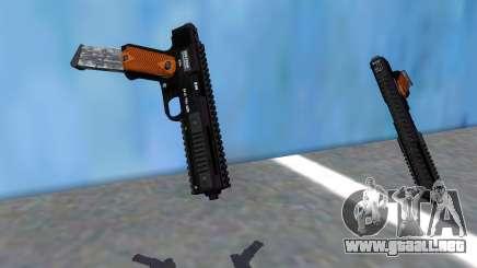 GTA V AP Pistol Extended para GTA San Andreas