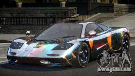 McLaren F1 90S L1 para GTA 4