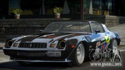 Chevrolet Camaro 70S L7 para GTA 4