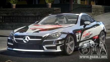 Mercedes-Benz SLK GST ES L9 para GTA 4